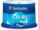 Verbatim CD Recordable Spindle 700 MB - Pack of 50 - ACCDXGPBHZBKVYHY