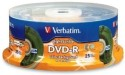 Verbatim DVD Recordable Spindle 4.7 GB - Pack of 25