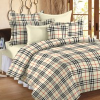 Story @ Home Feather Size Reversible Dohar/AC Colorfull Quilt: Blanket