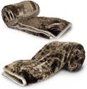 Little India Exclusive Design Bed Embossed Pair 1102 Blanket - Single