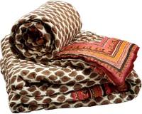 Little India Jaipuri Pure Cotton Double n Single Bed Quilt Set Modern Ethnic Quilt Double