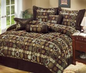 Lcm Home Fashions, Inc. Geometric
