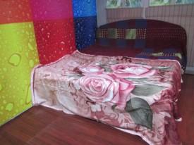 Unnati Floral Double Top Sheet Multicolor