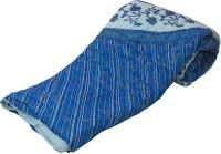Little India Jaipuri Block Cotton Double Bed Razai Quilt Modern Ethnic Quilt Double