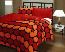 RajasthaniKart Geometric Single Dohar Multicolor