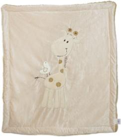 UNOVISTA Animal Single Blanket Beige