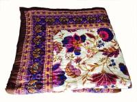 Shoppingtara Gift Multicolor Jaipuri Designer Print Cotton Rajai Modern Floral Single Quilt (100% Cotton, Multicolor)