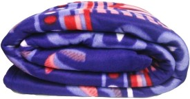 Rangasthali Abstract Single Blanket Multicolor