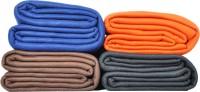 Kema Plain Single Blanket Multicolor Fleece Blanket, 4 Polar Fleece Blanket - BLAEF26PZNJFKKCG