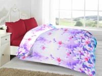 Fabutex Floral Double Fleece Blanket Multicolor