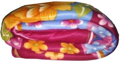 Rangasthali Printed Fleece Printed Single Blanket (Fleece, Multicolor) - BLAE4FFPJYSQZNNS