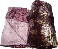 ADS Self Design King Blanket Multicolor