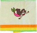Advance Baby Dotted Fleece Blanket Blanket