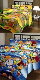 The Home Story Cartoon Single Dohar Multi