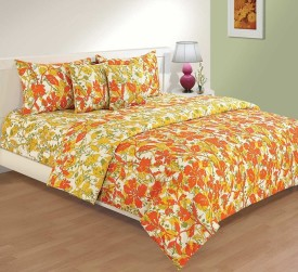 House This Floral Single Blanket Multicolor