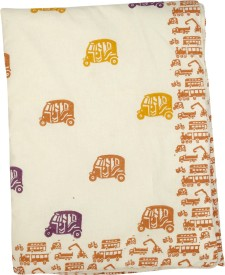 Coco Bee Cartoon Crib Quilts & Comforters Offwhite