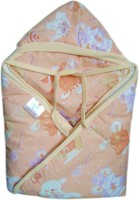 Tiny Care Wrap With Hood Regularorange Blanket (Single)
