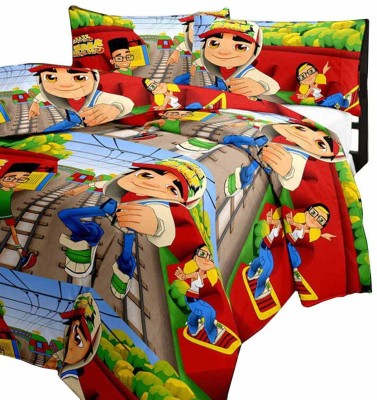 Renown Tom & Jerry Cartoon Print Single Bed Ac Dohar / AC Blanket ...