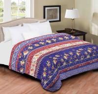 Home Originals Floral Double Quilts & Comforters Multicolor Micro Quilt, 1 Double Comforter