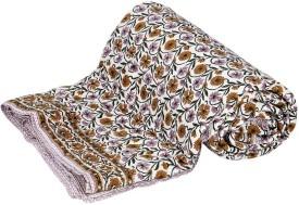 Phoenix International Floral Double Quilts & Comforters Multicolor
