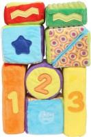 Hamleys Soft Blocks (Pack Of 9) (Multicolor)