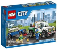 LEGO City Great Vehicles Pickup Tow Truck (Multicolor)