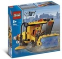Lego City Set 7242 Street Sweeper - Multicolor