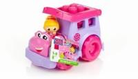 Mega Bloks First Builders - Susie School Bus (Multicolor)