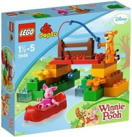 LEGO Duplo Pre School Building Toy Winnie The Pooh By Lego (Multicolor)