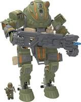 K'Nex Titanfall Ogre Titan Building Set (Green)