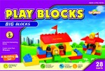 Virgo Toys Blocks & Building Sets Virgo Toys Play Blocks Building Set