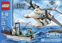 Lego City Set 60015 Coast Guard Plane - Multicolor