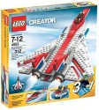 Lego Creator Fast Flyers - White, Red