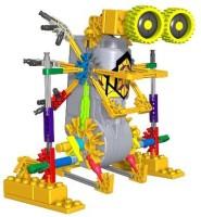 K'Nex Slasher Robo Battler Building Set (Multicolor)