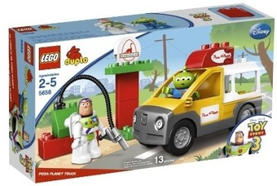 Lego Blocks & Building Sets 5658