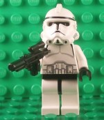 Star Wars Blocks & Building Sets Star Wars Clone Trooper Lego