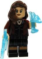 LEGO Marvel Super Heroes Loose Scarlet Witch Mini [Loose] (Black)