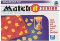 Giftoscope Match It Senior - The Great Perfection Game - Multicolor