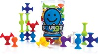 FAT BRAIN TOYS Squigz - Starter Set (Multicolor)