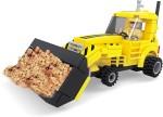 Funblox Blocks & Building Sets Funblox Engineering Collection Construction Truck, Driver Blocks