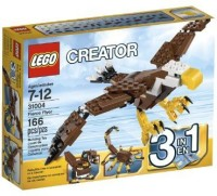 Lego Creator Fierce Flyer 31004 (Multicolor)