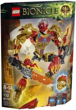 Lego Blocks & Building Sets Lego Tahu Uniter of Fire