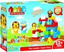 Toyhouse Forest Blocks 50 Pcs Set - Multicolor