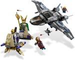 Lego Blocks & Building Sets Lego Super Heroes Quinjet Aerial Battle