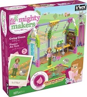 K'Nex Mighty Makers Going Green Building Set (Multicolor)