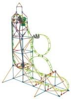 K'Nex Amazin' 8 Coaster Building Set (Multicolor)