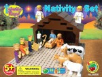 Trinity Toyz Blocks & Building Sets Trinity Toyz Nativity Set Building Set