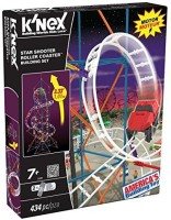 K'Nex Star Shooter Coaster Building Set (Multicolor)