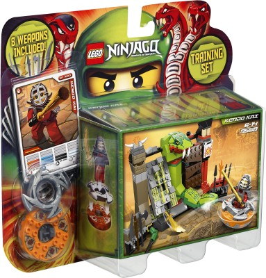 Buy Lego Ninjago-Training Set: Block Construction