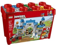 LEGO Juniors Knights' Castle 10676 Building Set (Multicolor)